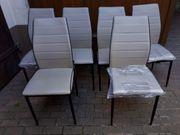 6 Stühle Esszimmer Neuwertig