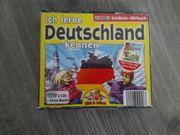 ich lerne Deutschland kennen - CD