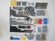 Lego Technic Konvolut Liftarme Konnektoren