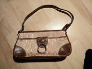 Neue original Aigner Damen-Handtasche