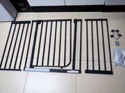 Kinder Treppenschutzgitter mit Tür ohne