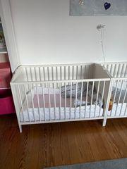 Ikea Babybett 120x60
