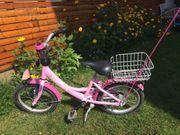 Pucky Mädchen Fahrrad Lillifee
