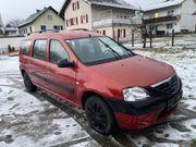 Dacia Logan 1 6 Anhängerk