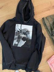 Pullover Gr S schwarz