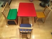 Kinder- Sitzgruppe