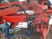 Radbagger für Forstarbeiten