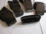 4 Stück Blackberry Torch 9810
