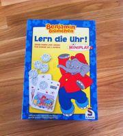 Benjamin Blümchen Lern die Uhr