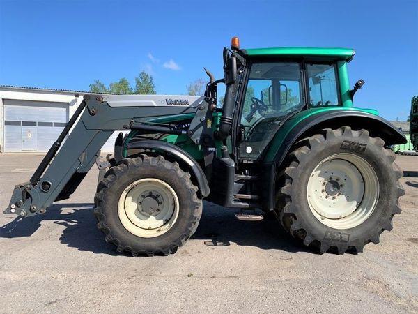 Valtra N 142 Direct Traktor