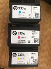 HP Druckerpatronen 933 932 XL