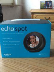 Amazon Echo Spot neu unbenutzt