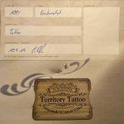 Tattoogutschein für Territory Tattoo in