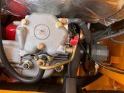 Minibagger Rhinoceros XN08 mit Ölkühler