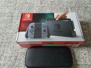 Nintendo Switch grau CFW fähig