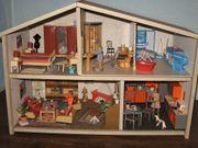 Einmaliges Puppenhaus Maßstab1 18 vermutl