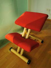 Ergonomisch skandinavischer Balance Stuhl Kniestuhl