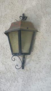 Außenlampen Alt