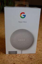 Google Nest Mini 2 Generation -