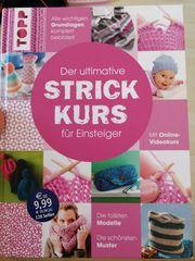 Buch - Strick Kurs für Einsteiger