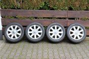 Winterräder Winterreifen Original VW Alu-Felgen