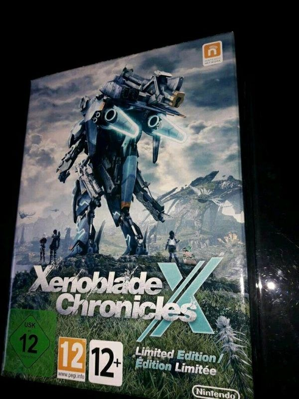 Xenoblade Chronicles Limited Edition NEU