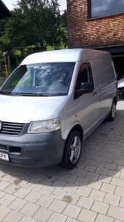 VW Bus T5 Kastenwagen Cross