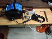 Elektrische Seilwinde 12 Volt