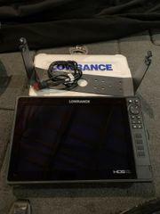 Lowrance HDS 12 Live