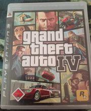 PS 3 Spiel Grand theft