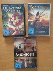 Heavenly Sword Mythica Midnight Chronicles