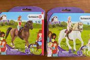 3x SCHLEICH Horse Club