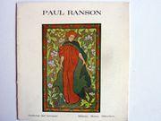 T348 Paul Ranson Prima mostra
