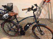 E-Bike Boschmotor