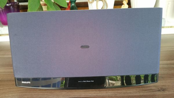 Philips DCB3270 Stereo anlage CD-Player