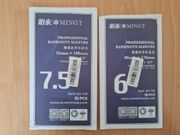 Hüllen für Banknoten Schutzhüllen 50