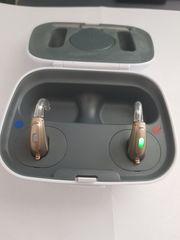 Hörgeräte Selectic Phonak Luna Akku