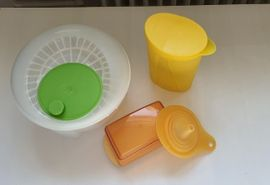 Haushaltsgeräte, Hausrat, alles Sonstige - original tupperware und casetti
