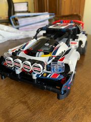 Lego Technic 42109 Rallye Car