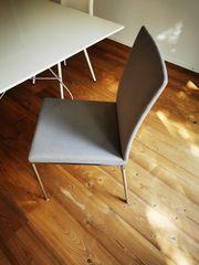 Brunner-Design Stuhl hellgrau