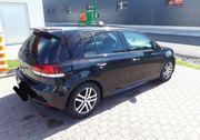 VW Golf 6 GT Sport