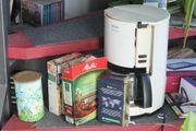 Kaffeemaschine KRUPS ProAroma für Filtekaffee