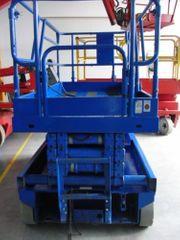 Scheren-Arbeitsbühne Upright X 26