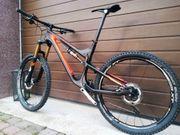 Scott Genius LT 700 Carbon