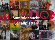 Leidenschaftlicher Sammler sucht Schallplatten LP