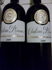 Chateau Weine viele Sorten