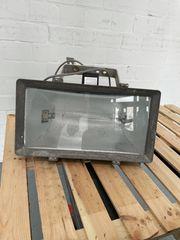 Flutlicht Strahler 2000W Halogen IP54