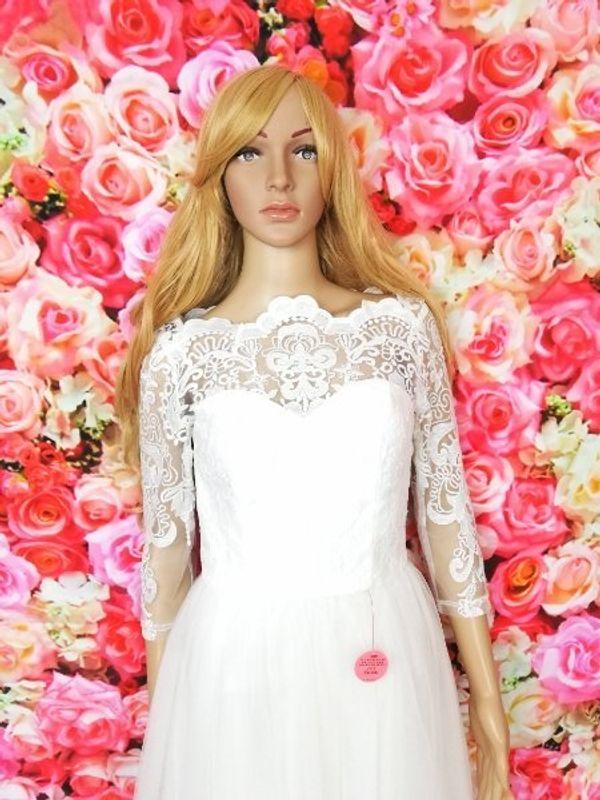 Chi Chi London Brautkleid Hochzeitskleid