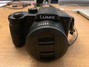 Digitalkamera Lumix DMC-FZ5 12-Fach Zoom