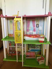 Barbie Stadthaus 70er Jahre